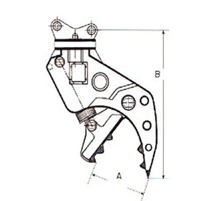 Demolitore idraulico - Verdelli International