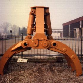 Hydrauilic timber grab