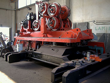 Overhauls machines - Verdelli International