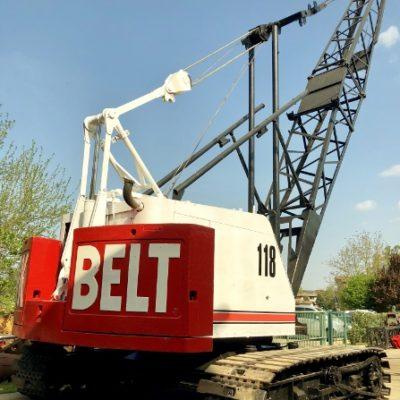 Link-Belt LS-118 - Verdelli International S.r.l