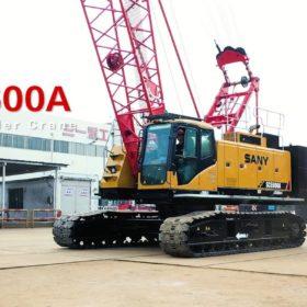 Sany SCE600A