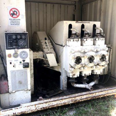 Pompa ad alta pressione Soilmec 5T-302 - Verdelli InTernational