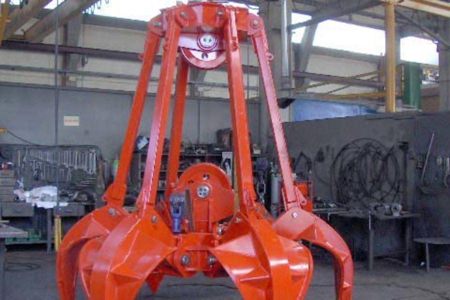 Polipo meccanica