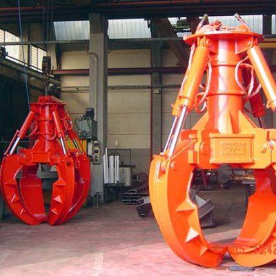 Tenaglione idraulico - Verdelli International