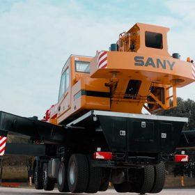 Sany SPC500E